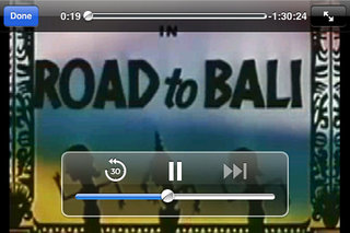 app of the day movie vault iphone  image 2