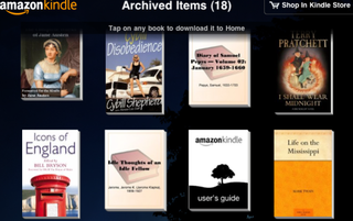app of the day amazon kindle ipad image 5