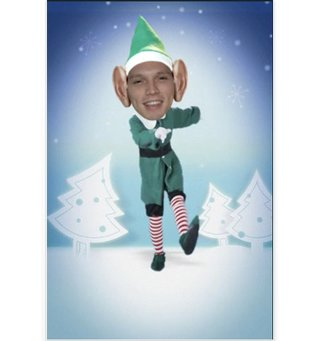 app vent calendar day 6 super dance elf christmas with friends ipad iphone ipod touch  image 3