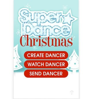 app vent calendar day 6 super dance elf christmas with friends ipad iphone ipod touch  image 4