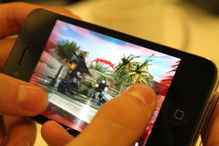 gameloft n o v a 2 iphone hands on image 2