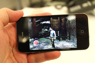 gameloft shadow guardian iphone hands on image 2