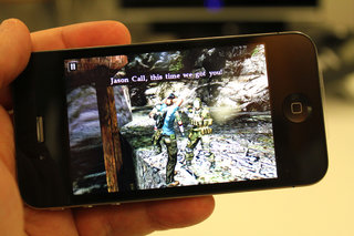 gameloft shadow guardian iphone hands on image 3