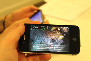 gameloft dungeon hunter 2 iphone hands on image 2