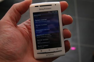 sony ericsson xperia x8 revisited updating to android 2 1  image 3