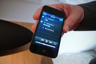 bowers wilkins zeppelin air hands on image 8