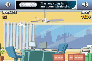 app of the day paper glider review iphone ipod touch ipad  image 4