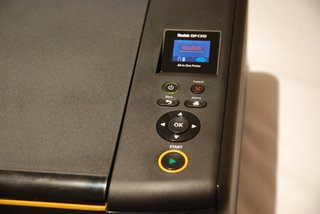 kodak esp c310 inkjet printer hands on image 6