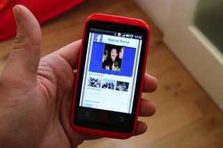 inq cloud touch android at its core facebook in its heart image 8