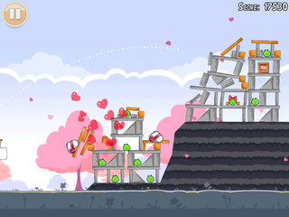 app of the day angry birds seasons review ipad iphone ipod touch android  image 11