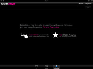 bbc iplayer for ipad hands on image 11