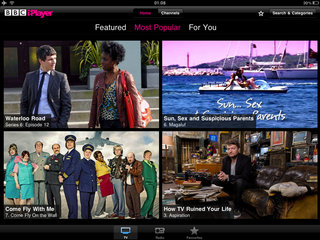bbc iplayer for ipad hands on image 2