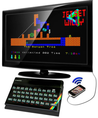 jet set willy coming for iphone and ipad relaunched zx spectrum could work as bluetooth controller image 3