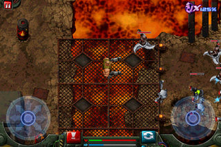 app of the day gun bros review iphone  image 2