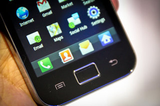 samsung galaxy ace hands on image 9