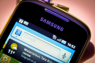 samsung galaxy mini hands on image 14