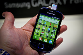 samsung galaxy fit hands on image 4