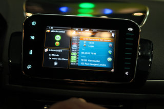 nfc concept car hands on image 8