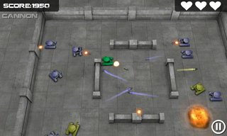 app of the day tank hero review android  image 2