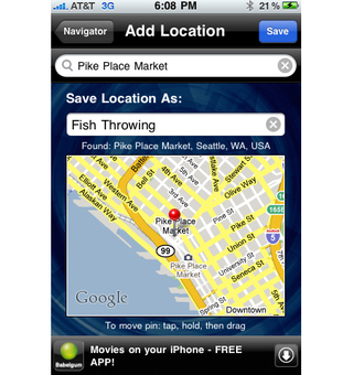 app of the day heads up navigator review iphone  image 3