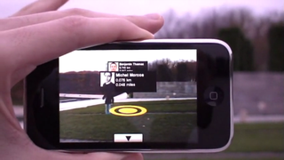augmented reality in action in 2011 social networking image 2