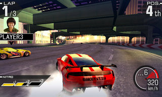 nintendo 3ds ridge racer 3d hands on image 14