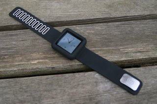 wrist wear your nano with the griffin courier band image 3