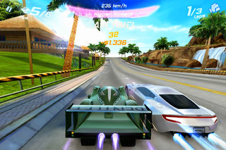 app of the day asphalt 6 adrenaline hd review android  image 2