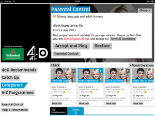 4od catch up comes to ipad we go hands on image 4