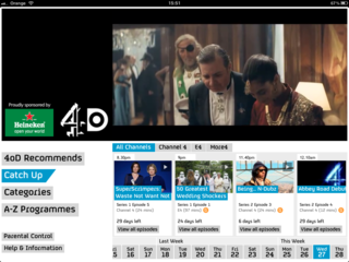 4od catch up comes to ipad we go hands on image 5