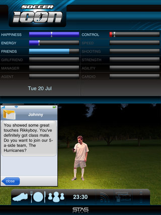 app of the day soccer icon pro review ipad iphone  image 5