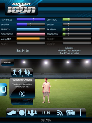 app of the day soccer icon pro review ipad iphone  image 9