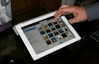 ipad streaming with the seagate goflex satellite we go hands on image 11