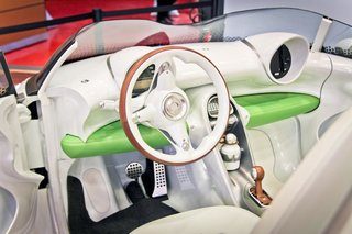 smart forspeed electric concept hands on image 4