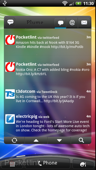 app of the day plume for twitter review android  image 8
