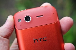 red htc desire s hands on image 15