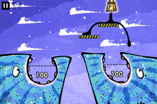 app of the day feed me oil review iphone  image 2