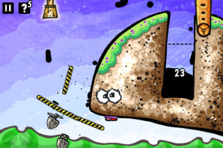 app of the day feed me oil review iphone  image 3