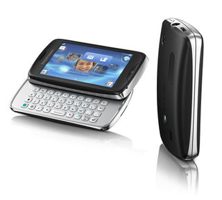 sony ericsson unveils two new handsets on facebook image 2