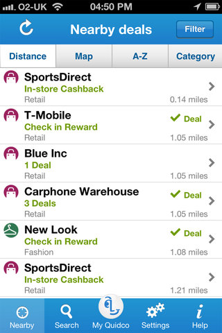 app of the day quidco review iphone  image 2