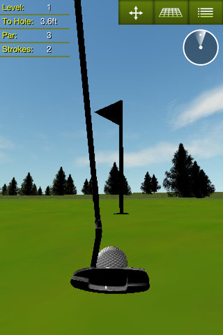 app of the day puttluck review iphone  image 6