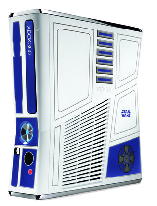 the force is strong with limited edition star wars xbox 360 bundle image 2