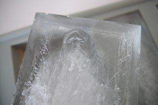 han solo in carbonite ice tray image 9