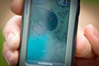 garmin approach g5 golf gps hands on image 5
