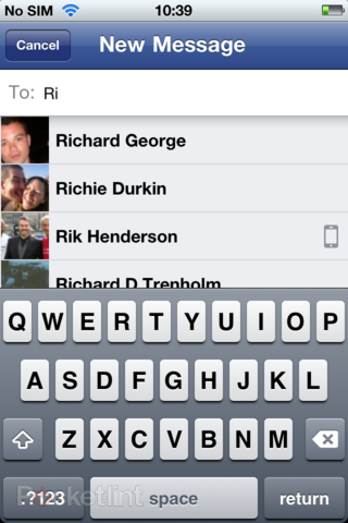 app of the day facebook messenger review ios  image 6