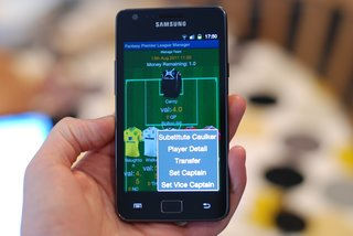 app of the day fantasy premier manager review android  image 2