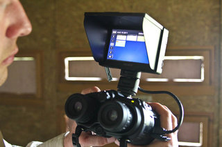 sony dev 5 video binoculars pictures and hands on image 16