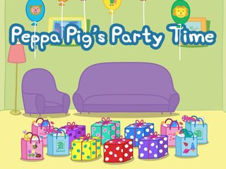 app of the day peppa pig s party time review ios  image 4