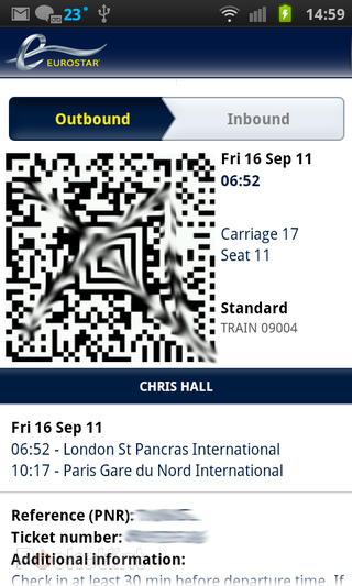 eurostar now calling at android market and iphone app store  image 4