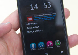 nokia symbian belle pictures and hands on image 2